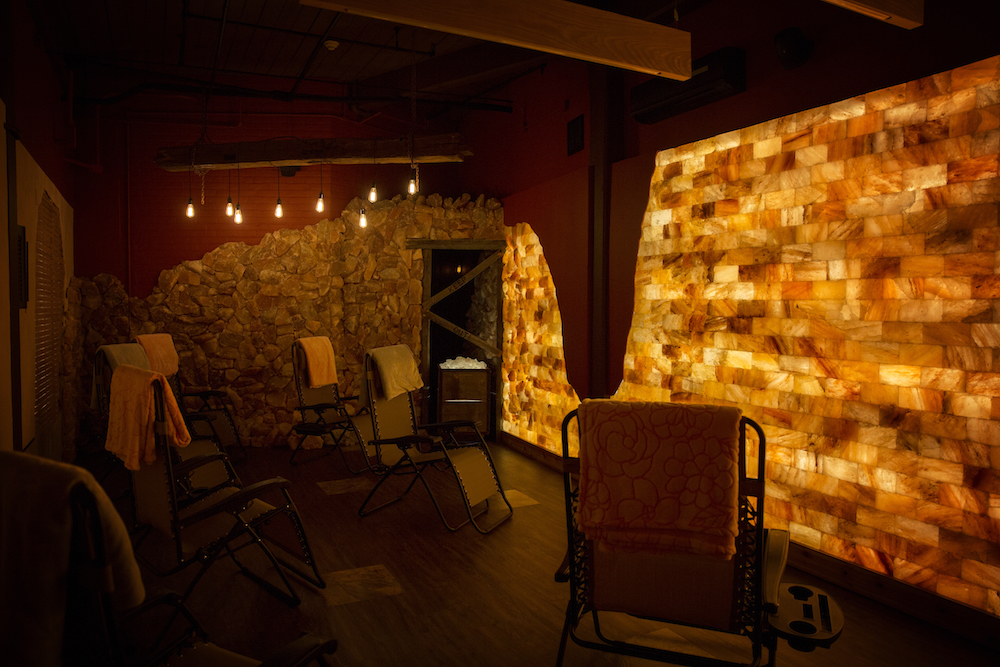 Adirondack Salt Cave Is The First Business In The North Country And  Downtown Glens Falls, NY Area Offering Halotherapy (dry Salt Therapy) Which  Is A Growing ...